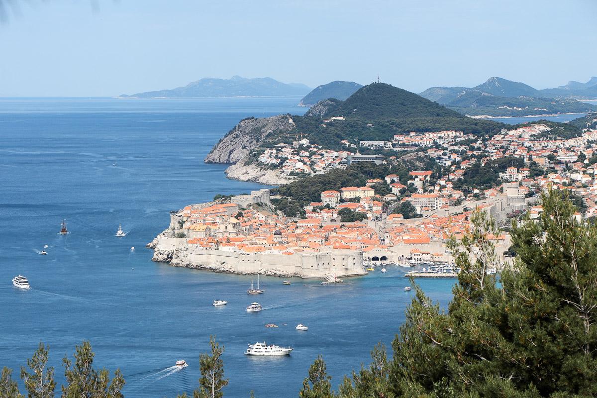 Roto Yachting, Segeln in Kroatien, Dubrovnik