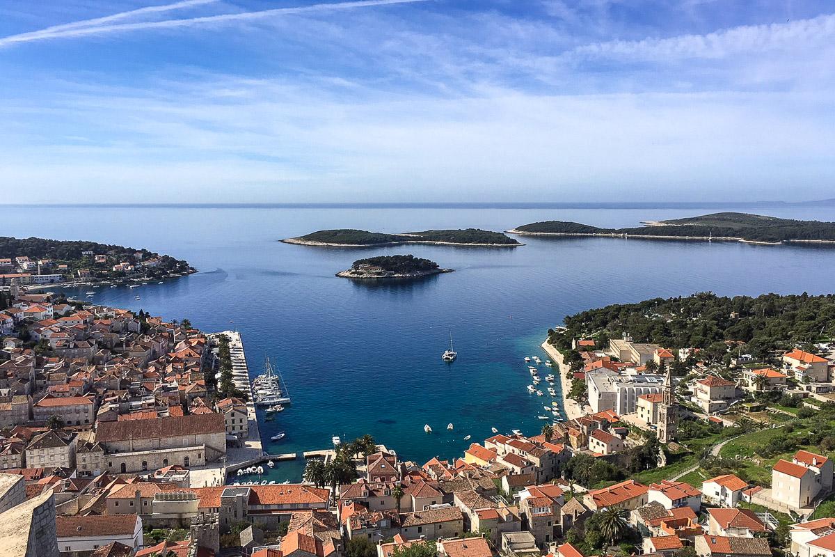 Roto Yachting, Segeln in Kroatien, Hvar