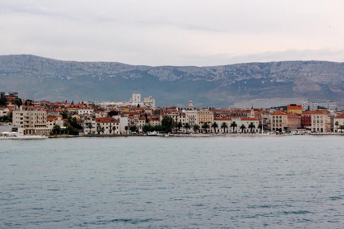 Roto Yachting, Segeln in Kroatien, Split
